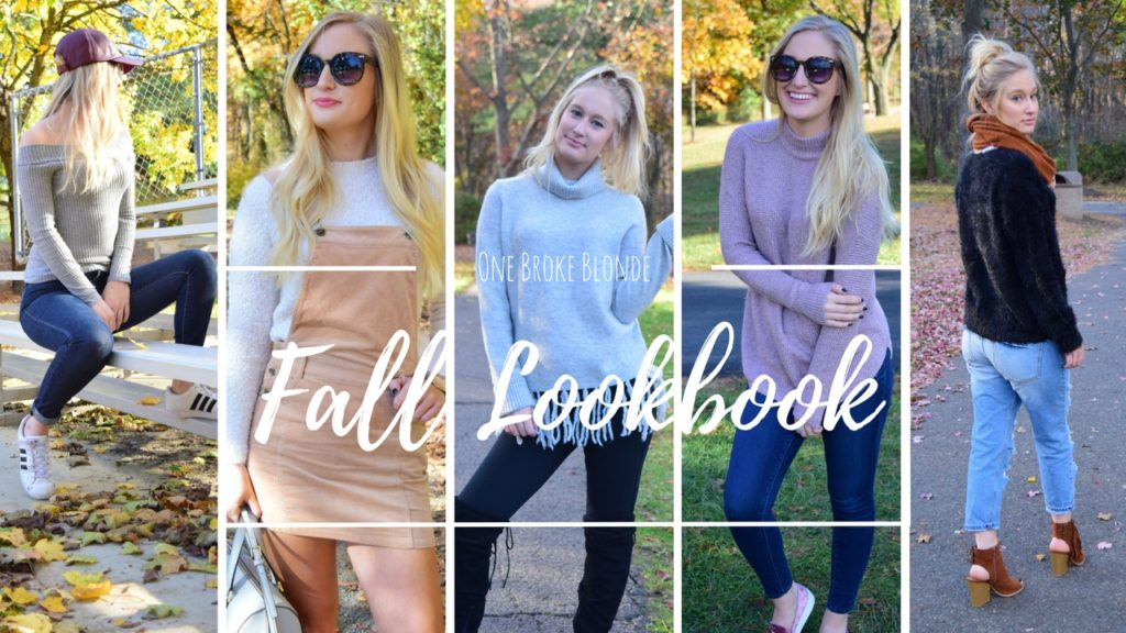 Fall Lookbook 2016