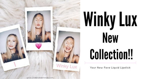 The Best Affordable Liquid Lipstick!! – Winky Lux New Collection! 🐩