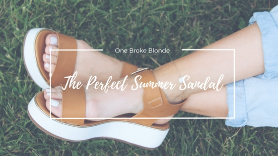 The Shoes You Need This Summer!!