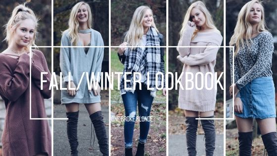 Fall/Winter Lookbook!!